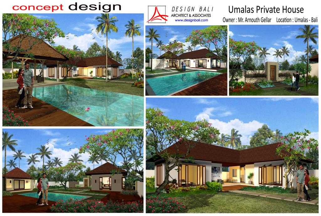 Umalas Private House